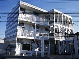 レオパレスボヌールメゾンA[3階]の外観