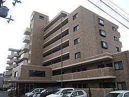 京都府城陽市平川室木の賃貸マンションの外観