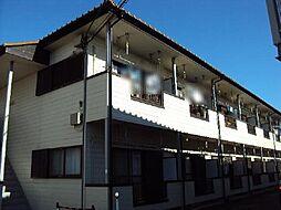 第二田辺コーポ[103号室]の外観