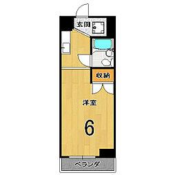 AP812[2-D号室]の間取り