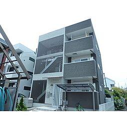 福岡県福岡市博多区竹下1の賃貸アパートの外観