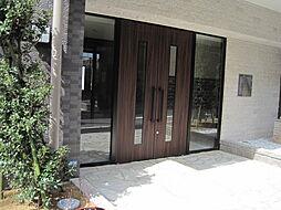 リバーコート砂田橋[13階]の外観
