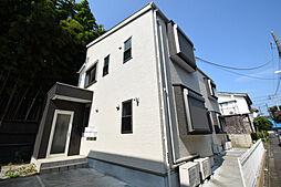 神奈川県相模原市南区麻溝台3丁目の賃貸アパートの外観