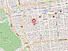 地図,2LDK,面積56m2,賃料5.9万円,札幌市営東西線 西18丁目駅 徒歩8分,札幌市営東西線 円山公園駅 徒歩9分,北海道札幌市中央区南五条西21丁目1番20号