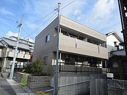 愛知県名古屋市天白区土原5丁目の賃貸アパートの外観