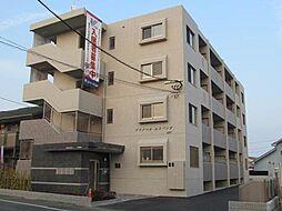 宮崎県宮崎市佐土原町下田島の賃貸マンションの外観