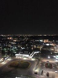 夜景もとてもきれいです。