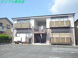 三重県桑名市星見ヶ丘3丁目の賃貸マンションの外観
