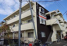 21ハイムC棟[1階]の外観