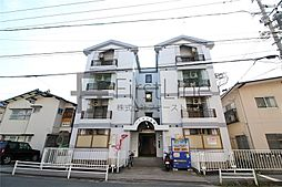福岡県太宰府市五条4丁目の賃貸マンションの外観
