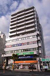 岡安ビル[9階]の外観