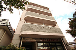 愛知県名古屋市中川区供米田3の賃貸マンションの外観