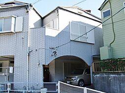 [テラスハウス] 神奈川県逗子市池子3丁目 の賃貸【/】の外観