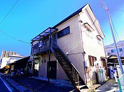 埼玉県狭山市入間川3丁目の賃貸アパートの外観
