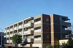 神奈川県横浜市都筑区勝田南2丁目の賃貸マンションの外観