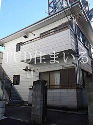 明石コーポ[2階]の外観