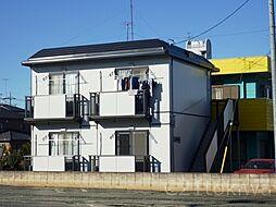 ソレアードパルク[1階]の外観