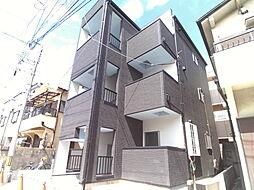 兵庫県神戸市東灘区住吉宮町2丁目の賃貸アパートの外観