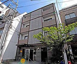 京都府京都市上京区錦砂町の賃貸マンションの外観