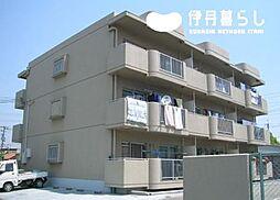 兵庫県伊丹市野間北3丁目の賃貸マンションの外観