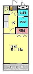 加佐登駅 3.5万円