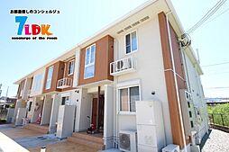 サンシャインヴィレッジ桜井B[1階]の外観