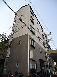 第二文の里ビル[5階]の外観