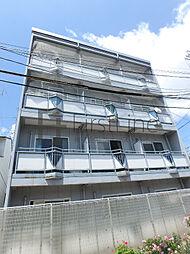 京都府京都市伏見区深草綿森町の賃貸マンションの外観