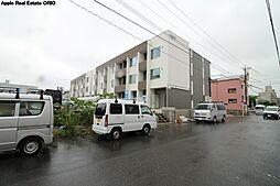 福岡県北九州市八幡西区陣原2丁目の賃貸アパートの外観
