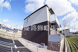 リトルフォレスト田寺[201号室]の外観