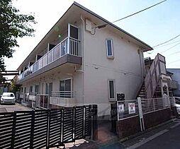 京都府京都市左京区吉田上大路町の賃貸マンションの外観