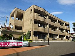神奈川県綾瀬市深谷中5丁目の賃貸マンションの外観