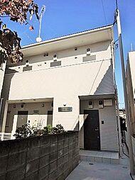 神奈川県川崎市川崎区大島上町の賃貸アパートの外観