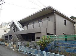 兵庫県西宮市大社町の賃貸マンションの外観