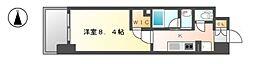 エルスタンザ黒川[5階]の間取り