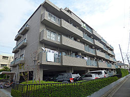 埼玉県さいたま市南区文蔵1丁目の賃貸マンションの外観