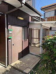 東京都練馬区石神井台8丁目の賃貸アパートの外観