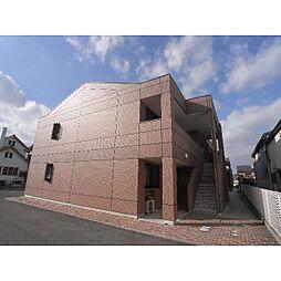奈良県天理市田町の賃貸マンションの外観