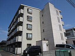 大阪府泉佐野市高松東2丁目の賃貸マンションの外観