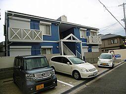 フレグランス小阪[102号室号室]の外観