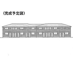 忠岡町忠岡東アパート[201号室]の外観