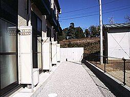 レオパレスヒルキャッスル菅田[2階]の外観