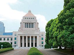 西山興業赤坂ビル[503号室]の外観