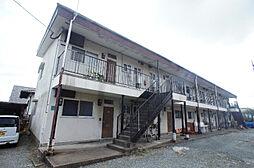 筑前アパート[1階]の外観