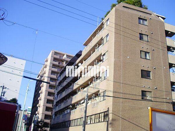 メイプル金山 4階の賃貸【愛知県 / 名古屋市熱田区】