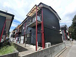 千葉県千葉市若葉区若松町の賃貸アパートの外観
