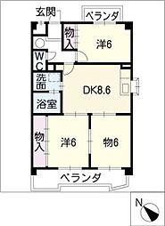 OHIビル[2階]の間取り