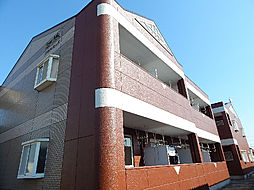 ブラウンヒルズ[1階]の外観