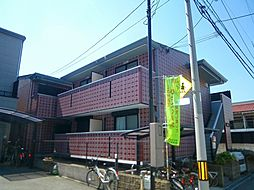 アメニティ東住吉[2階]の外観