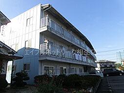 兵庫県たつの市神岡町東觜崎の賃貸マンションの外観